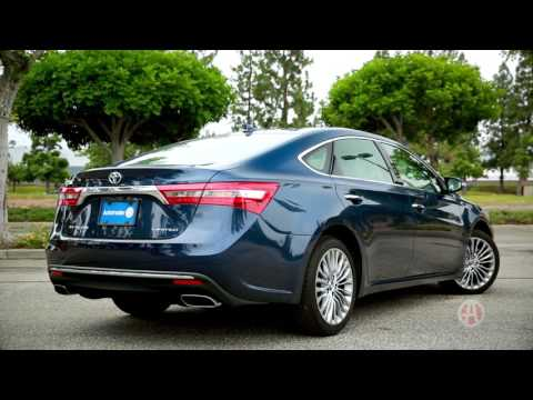 2016 Toyota Avalon | 5 Reasons to Buy | Autotrader