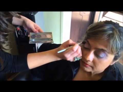 Colorescience Eye Makeup Tip with Jennifer Nicole at avecinia wellness center in Clovis