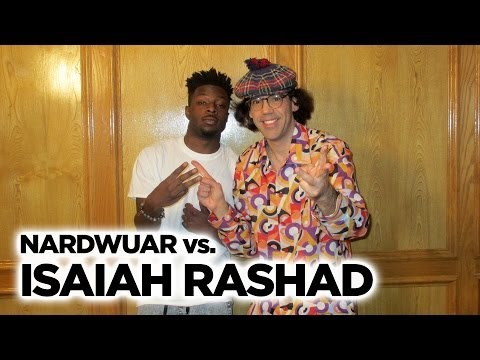 Nardwuar vs. Isaiah Rashad