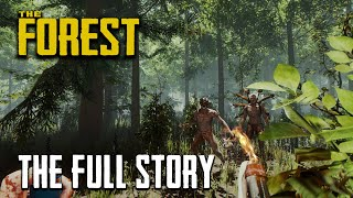 The Forest, The Full Story Explained!! Lore Video