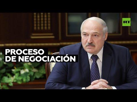 Lukashenko afirma que podría dejar la Presidencia bielorrusa cuando se apruebe la nueva Constitución
