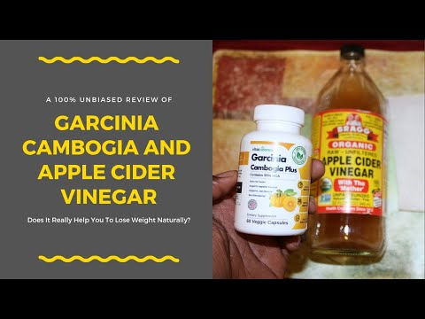How To Use Apple Cider Vinegar And Garcinia Cambogia For FAST Weight Loss.