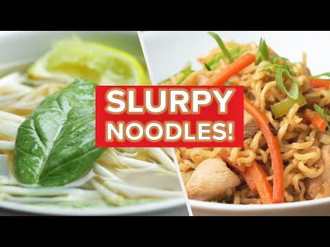 Slurp These Noodles Away! ? Tasty Recipes