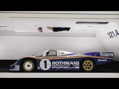 Fashion & Racing: Arthur Kar of L'art de l'automobile visits the Porsche Museum