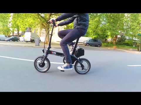 FuroSystems eTura - The Lightest Urban Electric Bike