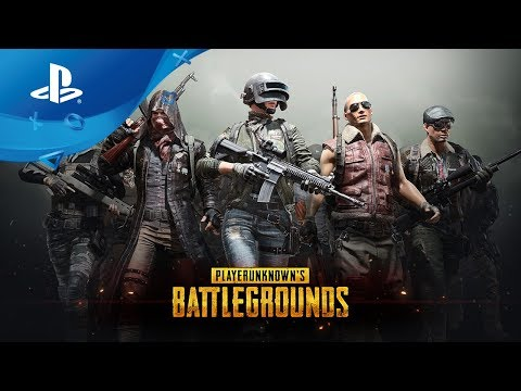 PLAYERUNKNOWN'S BATTLEGROUNDS | Ankündigungstrailer | PS4