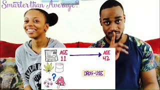 ARE YOU SMARTER THAN AVERAGE? (TH&CE REACTION)