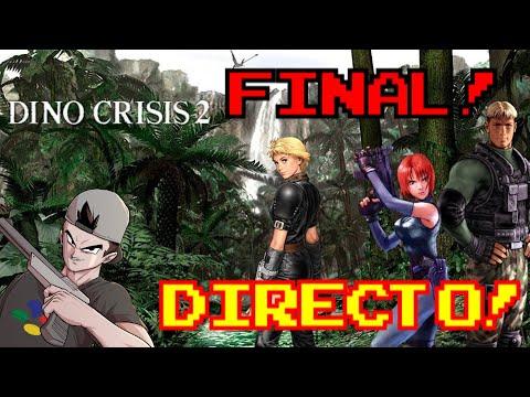 DINO CRISIS 2: PARTE 3 || EN DIRECTO!