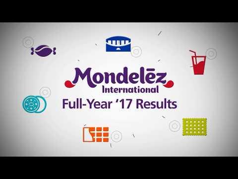 Mondelēz International: Reporting 2017 Earnings