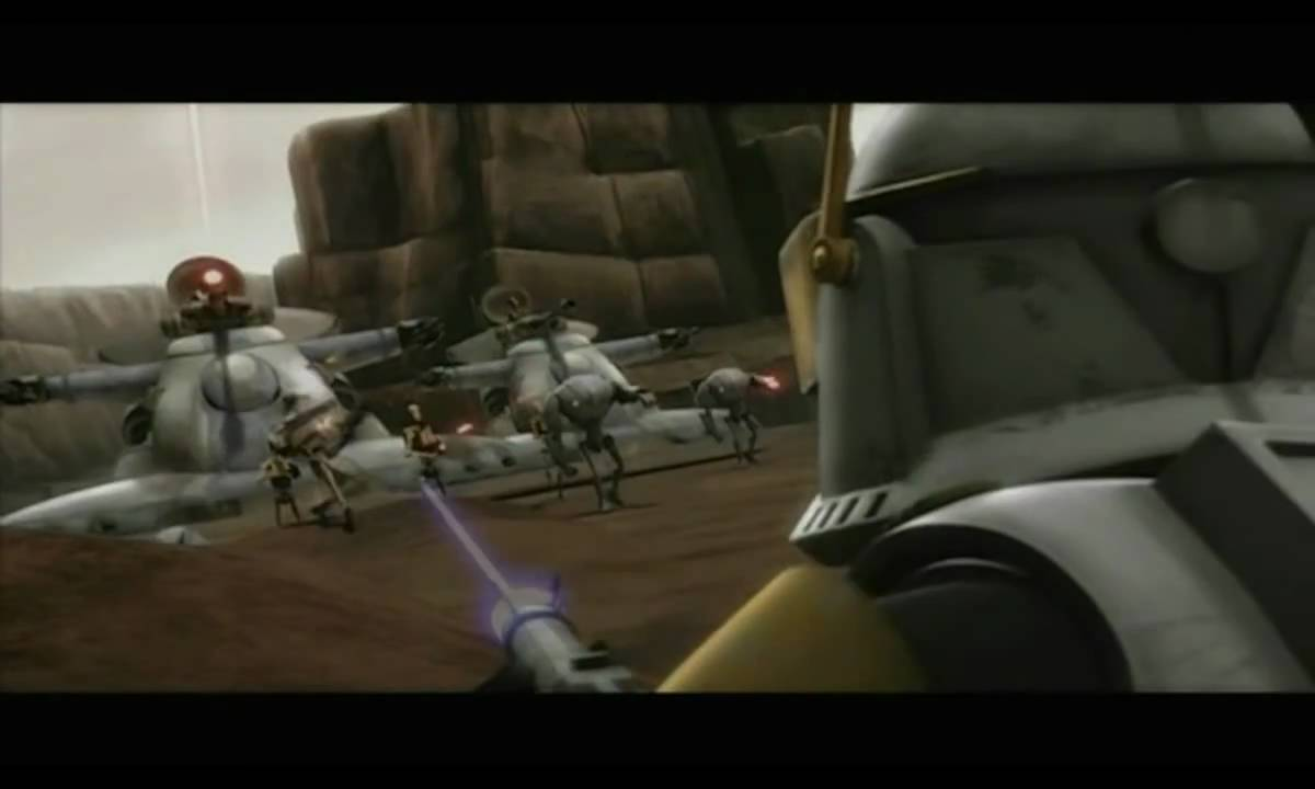 Youtube star wars the clone wars season 6 episode 1 / Here