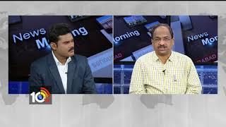 Prof. K Nageshwar Analysis on AP Current Politics | News Morning | 10TV