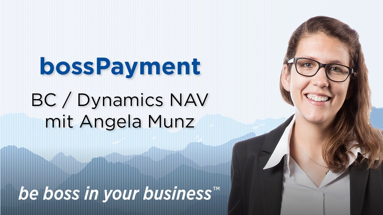 Microsoft Dynamics NAV – bossPayment