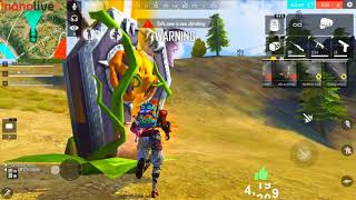 Awm Sniping in Free Fire -Garena Free Fire India