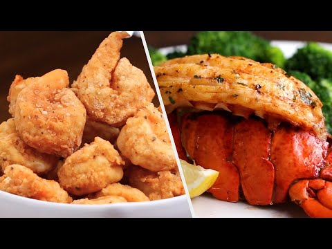 12 Delicious Seafood Dinners ?Tasty