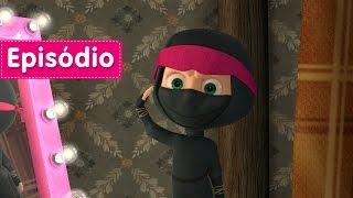 Masha e o Urso - OS VINGADORES (Episódio 51) Desenho animado novo 2017!