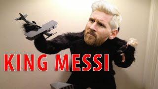 Vlog bóng đá 16 : King Messi trở lại, Barcelona lên đỉnh bảng xếp hạng