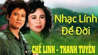 Nhạc Lính CHẾ LINH THANH TUYỀN - Đoạn Tái Bút - Nhạc Lính Hải Ngoại Tuyển Chọn