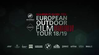 NEW European Outdoor Film Tour 18/19 - Trailer