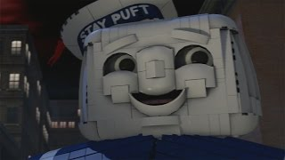 LEGO Dimensions - Ghostbusters Level Pack Walkthrough