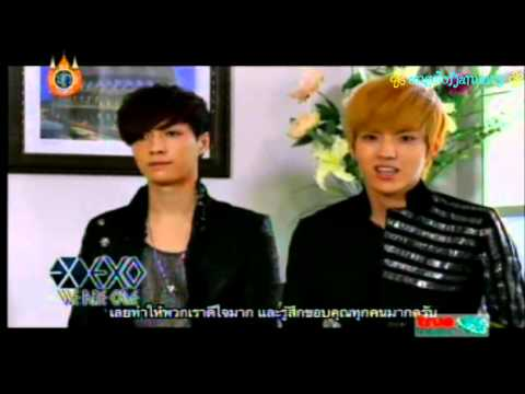 120825 EXO-M - TRUE MUSIC ASIAN LOVER SPECIAL [RE-UPLOAD]