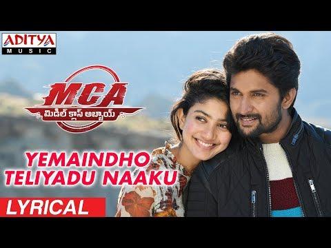 Yemaindho-Teliyadu-Naaku-Lyrical-MCA
