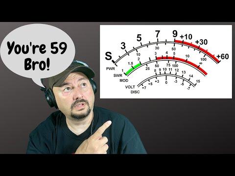 What the Heck is a 59? - Ham Radio - TheSmokinApe