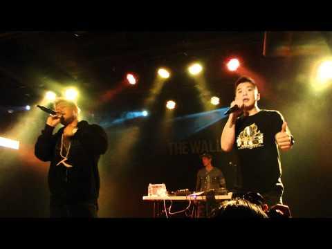 2012-02-18 大支-愛的鼓勵-大支[人]演唱會@公館The Wall
