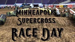 Race Day 2019 Minneapolis Supercross