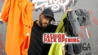 XXL FASHION PACK OPENING ! Heron Preston, Asos, 032C, Represent Clo.