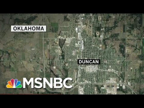 Reports Of Shooting At Duncan, Oklahoma Walmart' | Craig Melvin | MSNBC