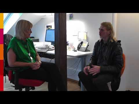 Bengt frågar - del 1: Dinah Åbinger om kommunikation