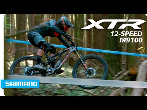 XTR M9100, Up For Whatever You Ride | SHIMANO