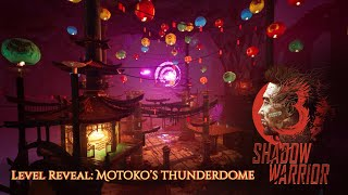 Motoko's Thunderdome Reveal preview image