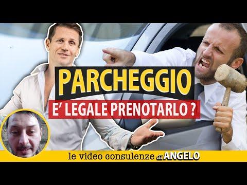 Prenotare il PARCHEGGIO è legale? | Avv. Angelo Greco