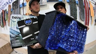 SKATE EVERYTHING WARS BED BATH & BEYOND!!! | SKATE EVERYTHING WARS EP. 13