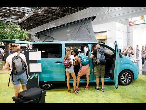 Caravan Salon 2019 - Gone Camping