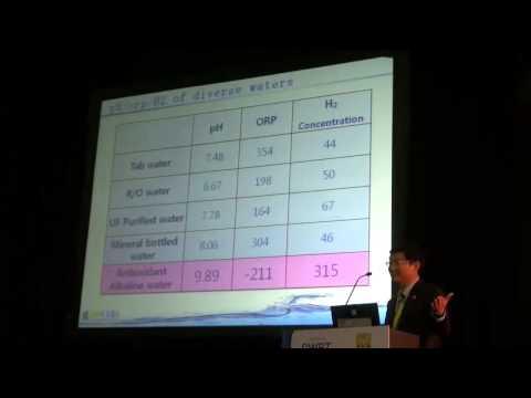 USA WQA Dr.Jeon BIOCERA Atozero Happy Showerhead Seminar