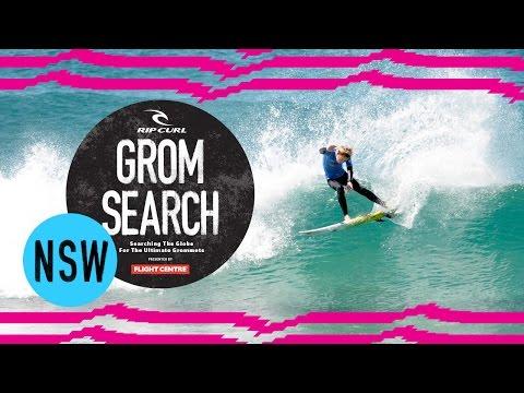 Stop #2, NSW - Rip Curl GromSearch 2016 - Australian Series