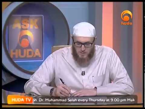 Ask Huda Nov 9th 2014