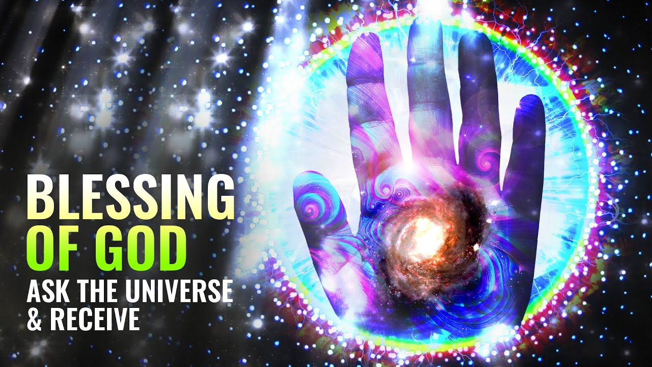 Blessing of God || Ask the Universe & Receive || 963 Hz Manifest Desires, Binaural Beats