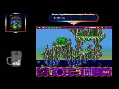 Traps / Treasure (Commodore Amiga Game)