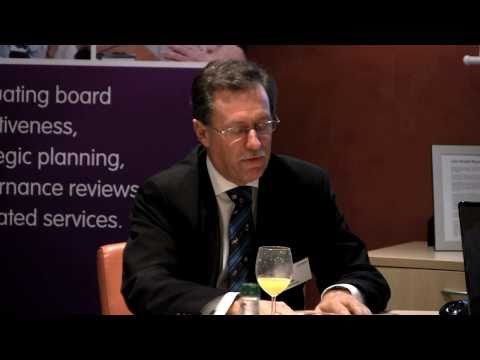 The Director of Consultancy's Perspective at Board Evaluation's Launch