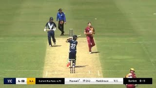 Maxwell launches JLT Cup campaign with fighting 80 - YouTube