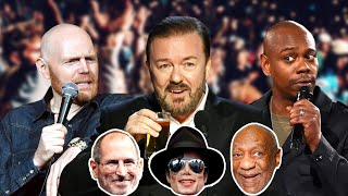 Comedians on Famous People (Controversial Jokes)