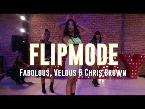 Flipmode | Fabolous, Velous, Chris Brown | Choreography by Aliya Janell | Filmed by @TheTallieB