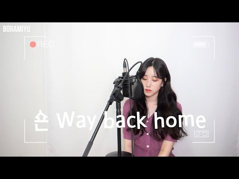 숀(Shaun) - Way back home COVER by 보람