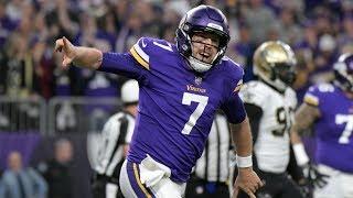 Saints vs. Vikings 2018 NFC Divisional Game Highlights