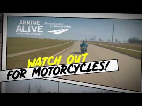 Be a Highway Hero. Watch Out for Motorcycles