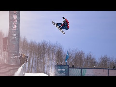 2018 Burton U·S·Open Men?s Halfpipe Semi-Finals - Highlights