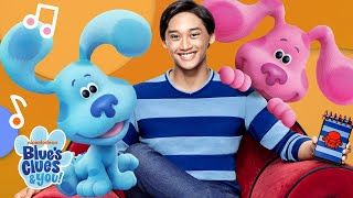 New Series: Blue's Clues & You + EXTENDED Theme Song! 🐾 Nick Jr
